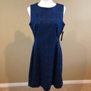 NY&C Eva Mendes Collection Brocade Dress